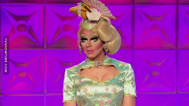 Eu fiquei bobo com a saída da Trixie