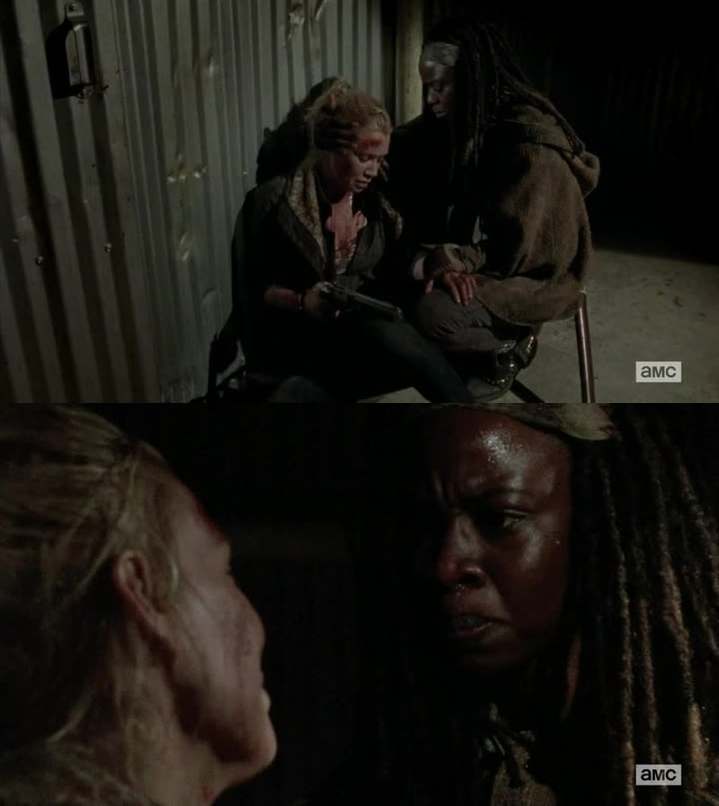 Andrea's death, I'm so sorry...