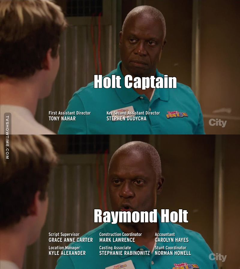 I missed #B99 so much 😂❤️😘😘😘
