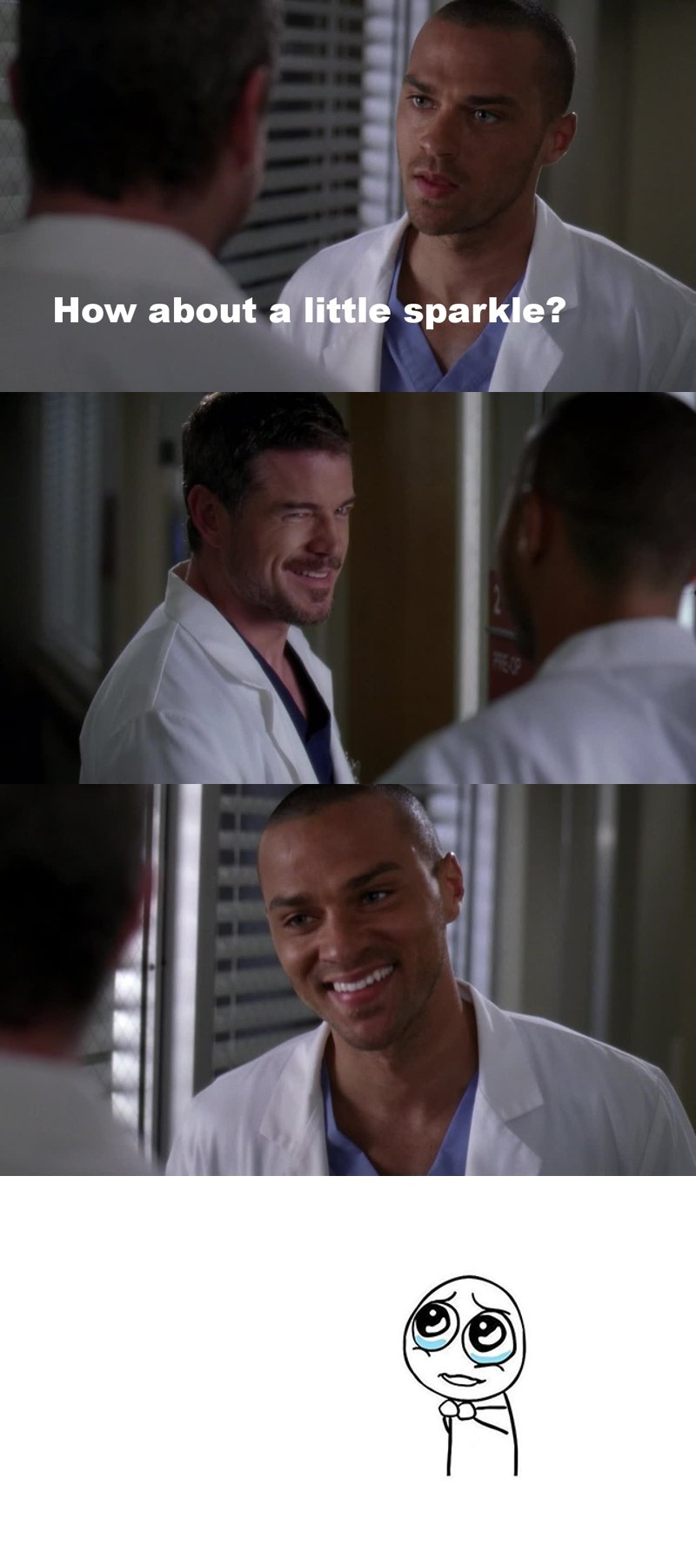 I LOVE MARK SLOAN!