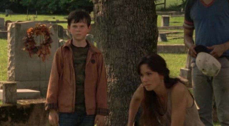 """Lori et Rick sont quand même des parents irresponsables: """"- Maman, je veux risquer ma vie et être un boulet pour mon père et Shane ! - Amuse-toi bien mon chou"""""""