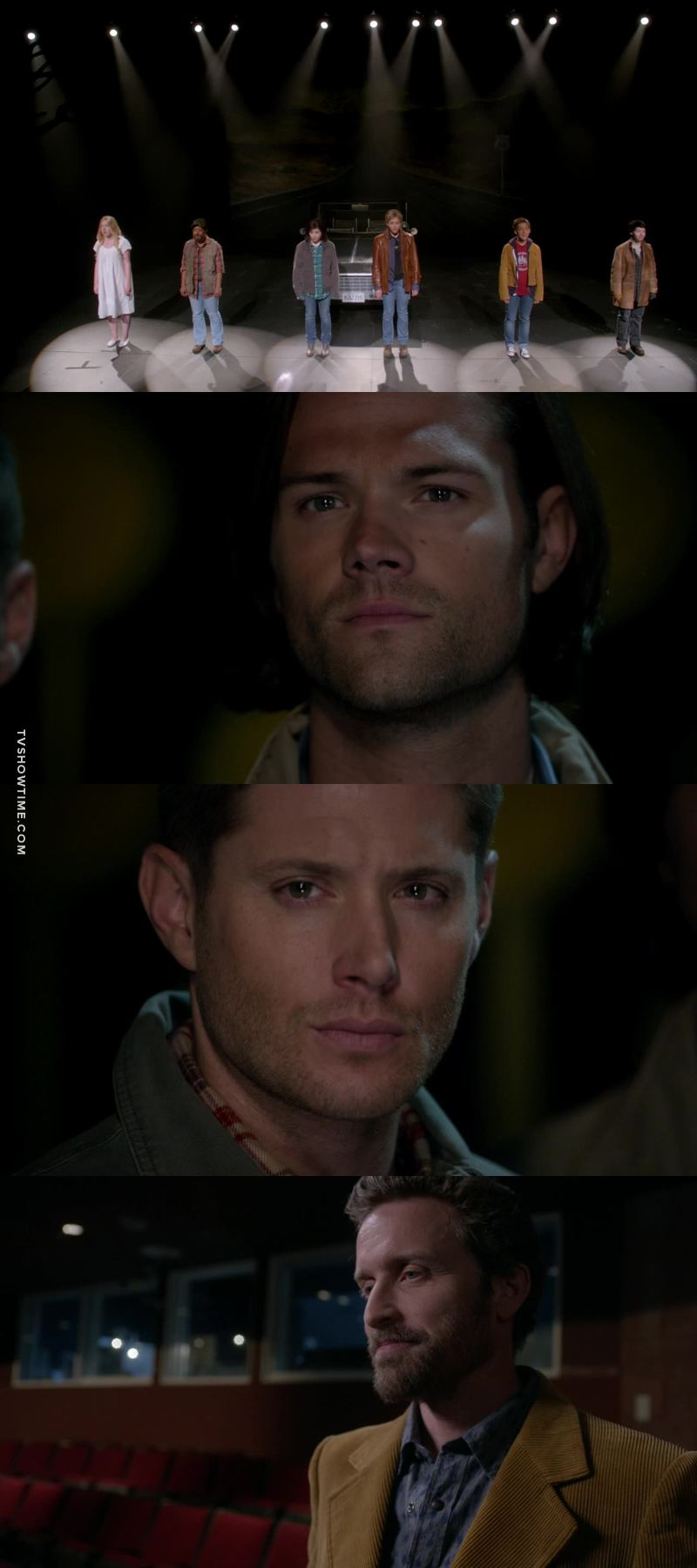 I LOVED EVERY SINGLE MINUTE OF THIS EPISODE 🙌🏻 Destiel, Carry On My Wayward Son and CHUCK IS BACK  This episode made me realise how much I love Supernatural and how much Sam and Dean Winchester mean to me, they deserved better 💞