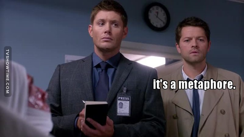 Guys, did you let Cas watch The Fault in Our Stars?