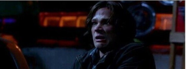 Just imagine the ultimate fear for Sam :   Lucifer, dressed up as a clown, killing Dean, on a Tuesday   I'm laughing so hard right now 😂😂😂