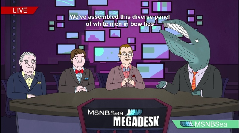 The diverse panel opinions were so accurate :P