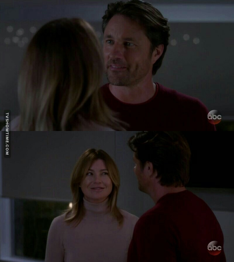 She is so happy near him, Maggie needs to go...
