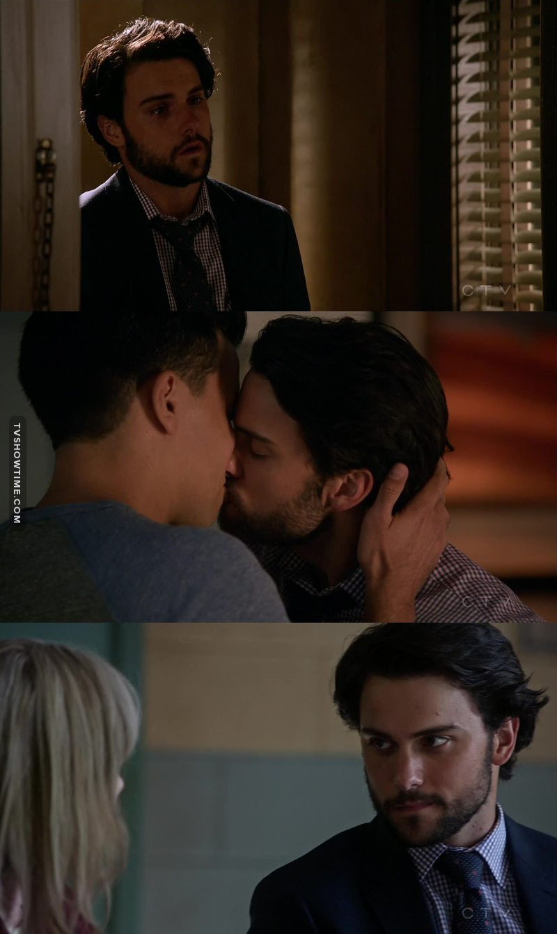 Can we all just take a moment to appreciate Jack Falahee? He was GREAT in this episode.