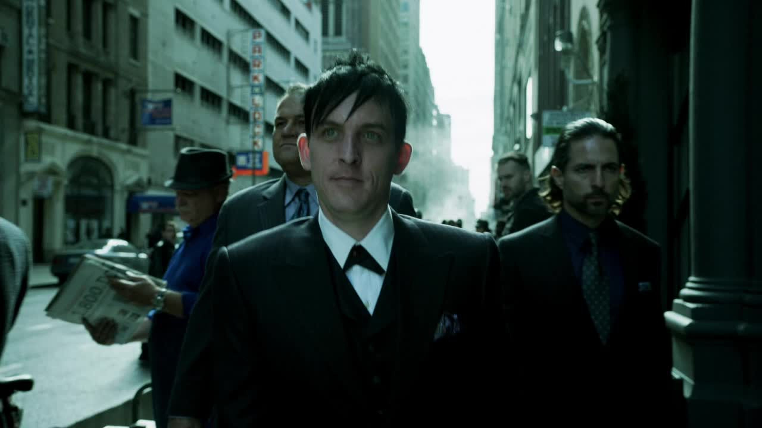 Oswald Cobblep is the best.