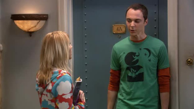 Penny: It's difficult to be fighting with your best friend.  Sheldon: Oh, I hadn't thought about it like that. I wonder if I've been experiencing physiological manifestations... ...of some sort of unconscious emotional turmoil.  Penny: Wait, what?  Sheldon: I couldn't poop this morning.