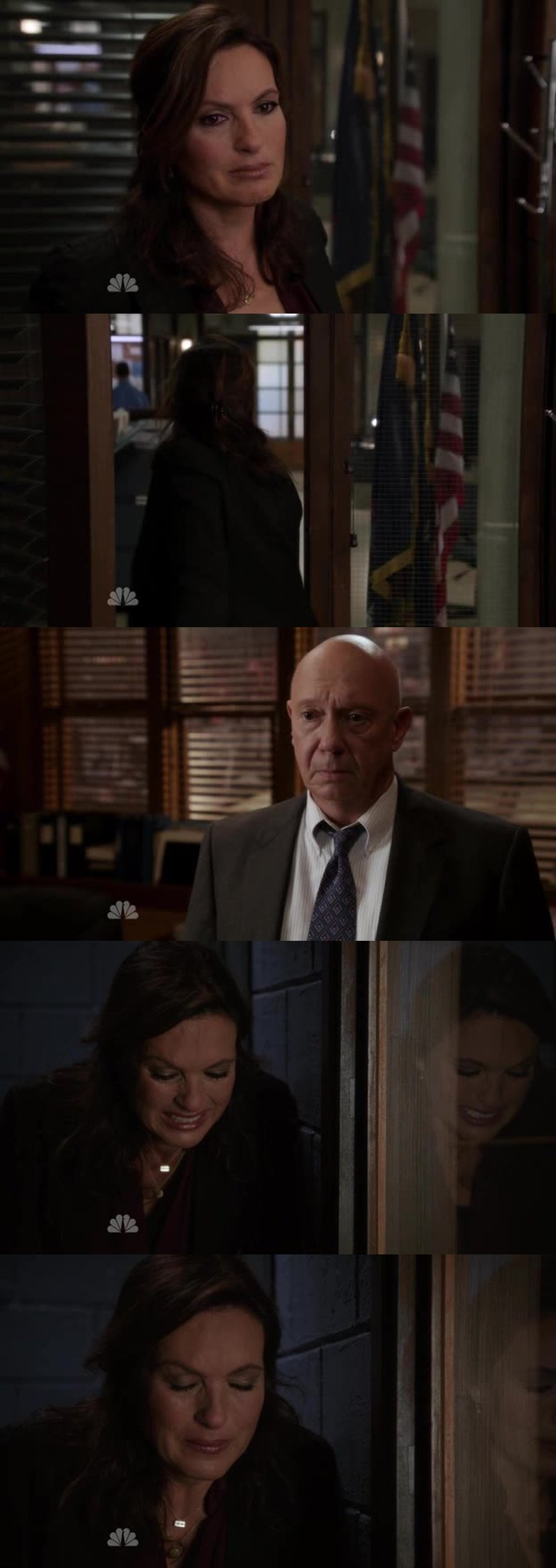 Law and order s13e01 persian