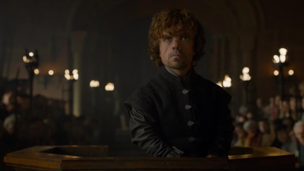 Tyrion the best MAN in the Seven Kingdoms!