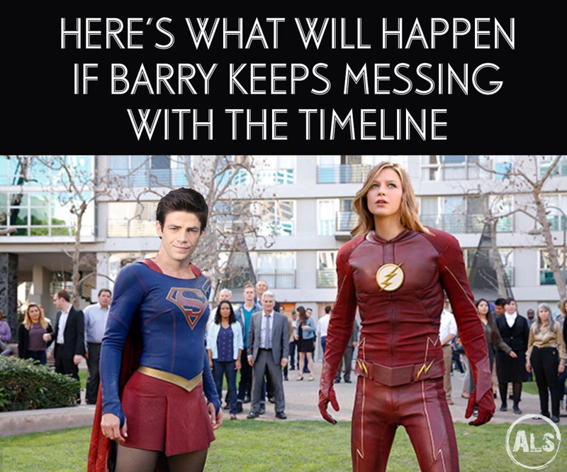 Just waiting for this episode of The Flash