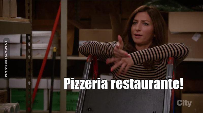 That Italian tho...