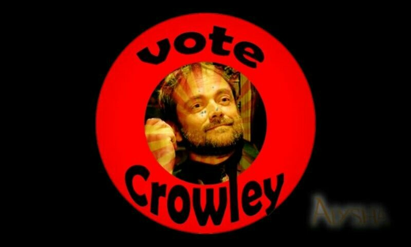 Daddy's home😎😈 #teamcrowley