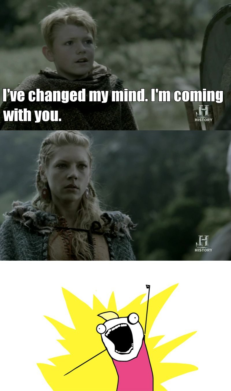 YES! Ragnar is paying for what he did.