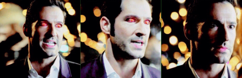 Careful, Mother.   That eye change was the hottest thing I've ever seen.