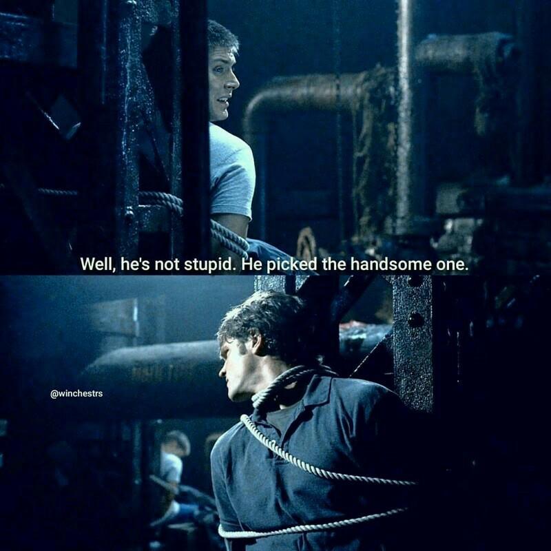 I love Dean so much😍