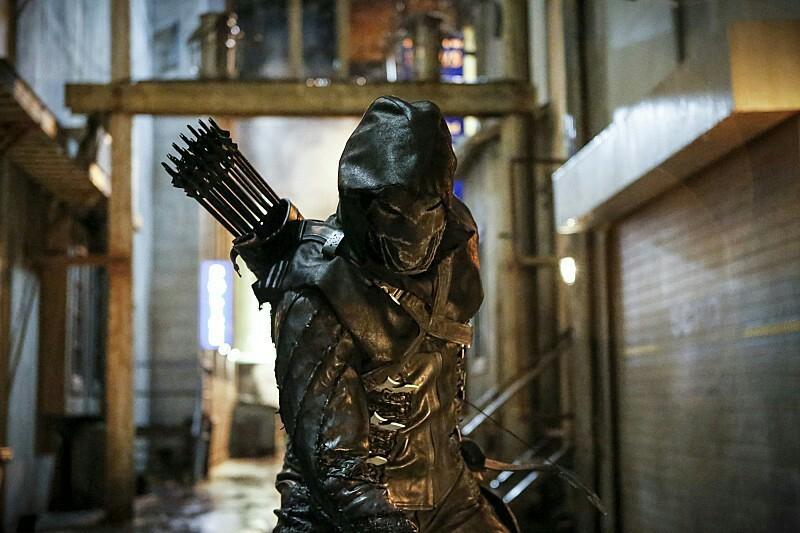 Prometheus?? More like Black Arrow....