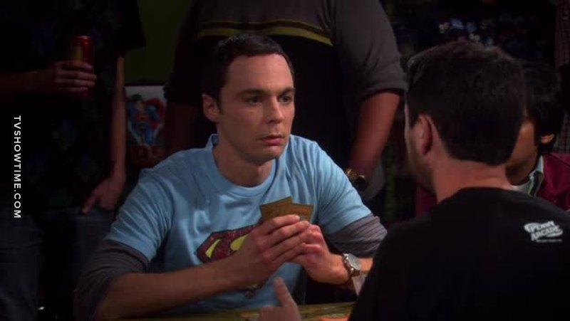 Povero Sheldon 😂 la nonna è il suo punto debole ❤