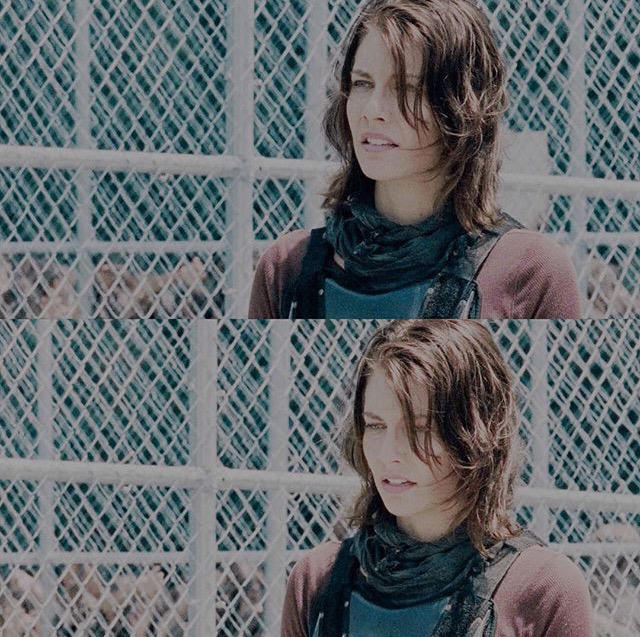 even during a zombie apocalypse she's hot