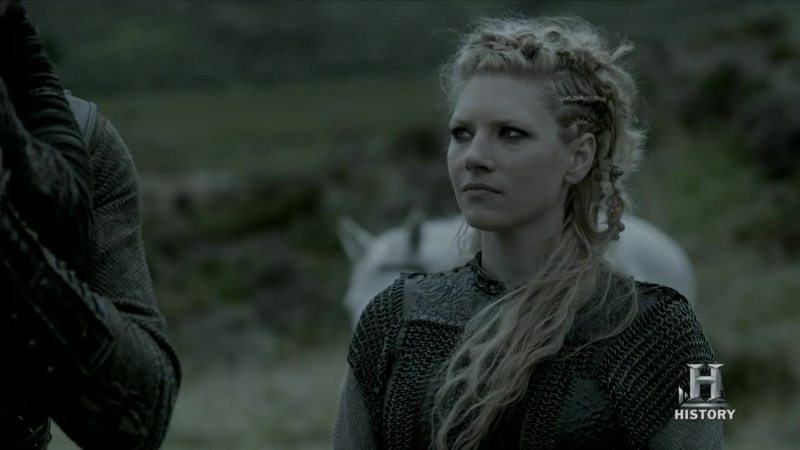 Lagertha is such a badass! She's my favorite character.
