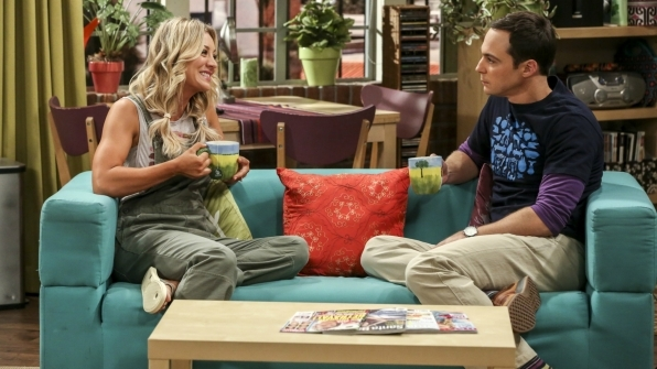 This episode was really good and funny! I really like the bond between Penny and Sheldon.