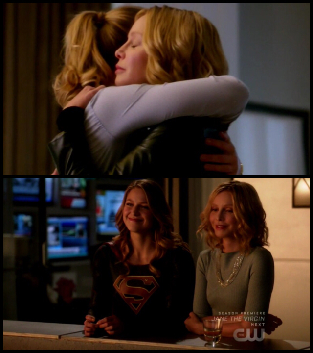 I'm going to miss Cat Grant and this friendship so much. 😩😭