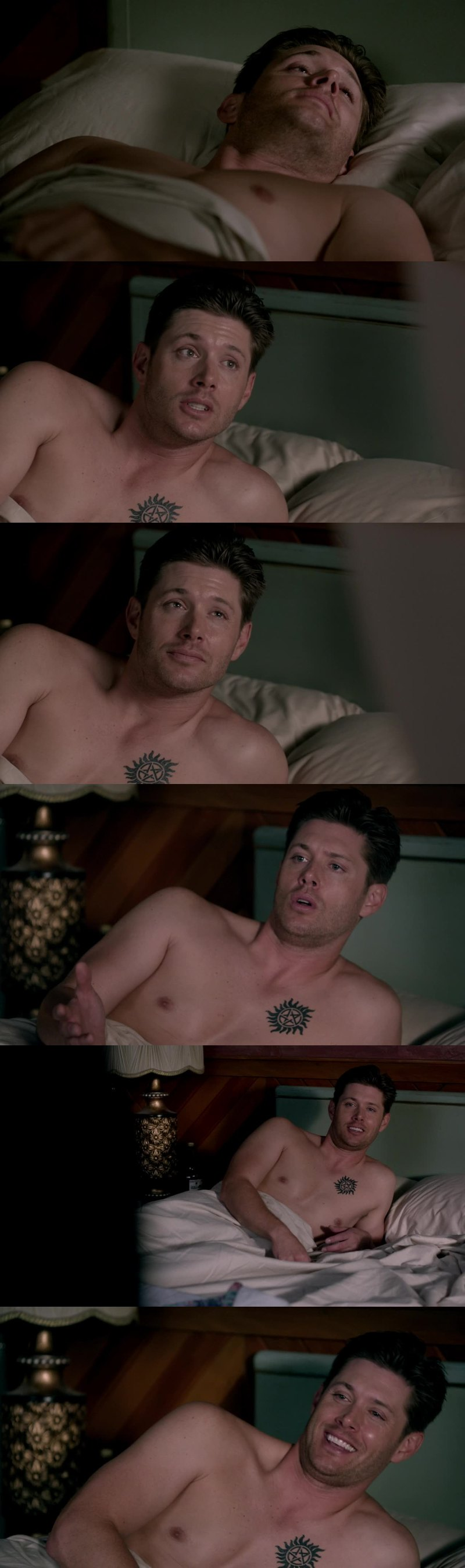 DEAN PLEASE STOP BEING SO FUCKING HOT, okay?