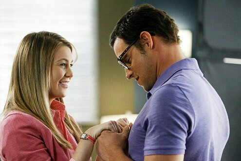 Who remember when Alex and Meredith were engaged at that upside down world?