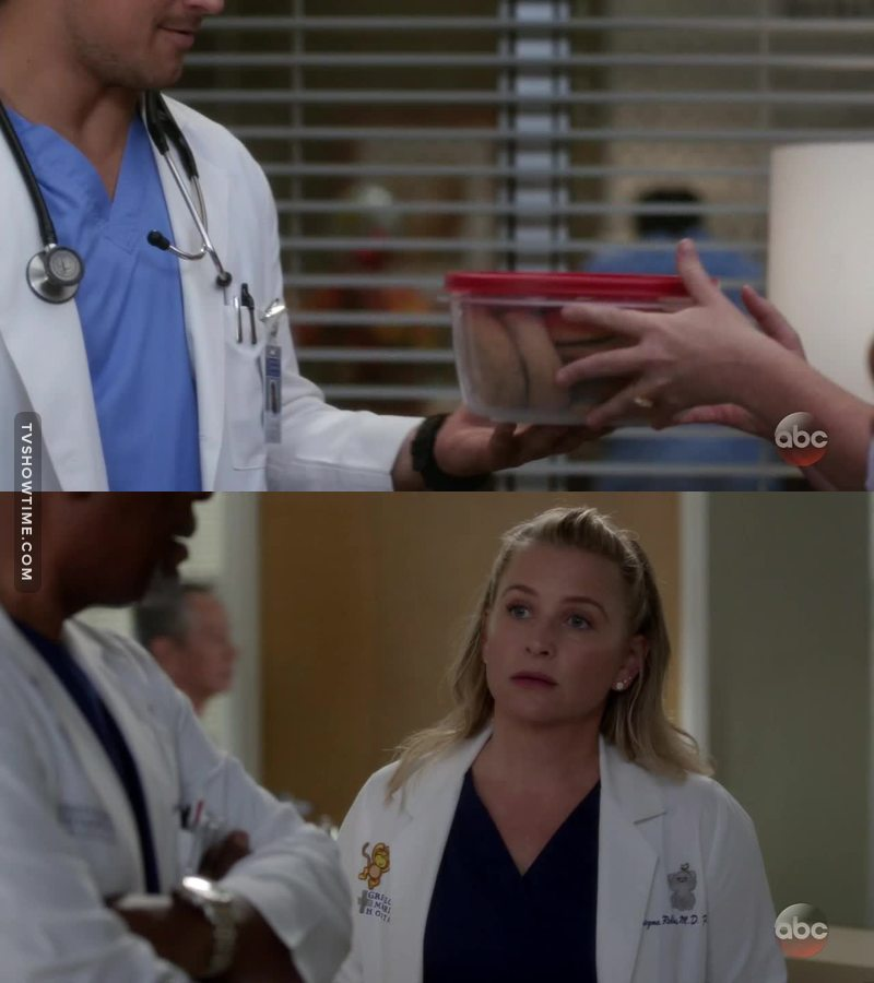 Cookies got more scenes than JCap.