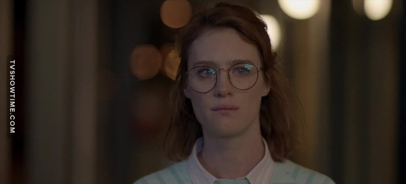So Barb isn't dead on the Upside Down, she's on San Junipero! :D