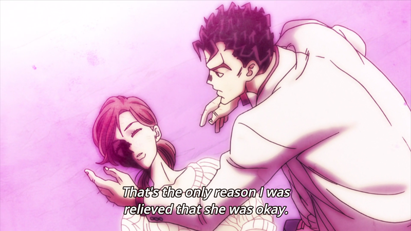 This is bad, it feels like I'm going to ship them together. Look at Kira starting to get attached to her.