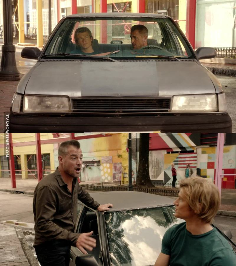 Loved the fact they were in my damn city, Lisbon ! Plus loved the fact that the car had a portuguese license in it, very legit !