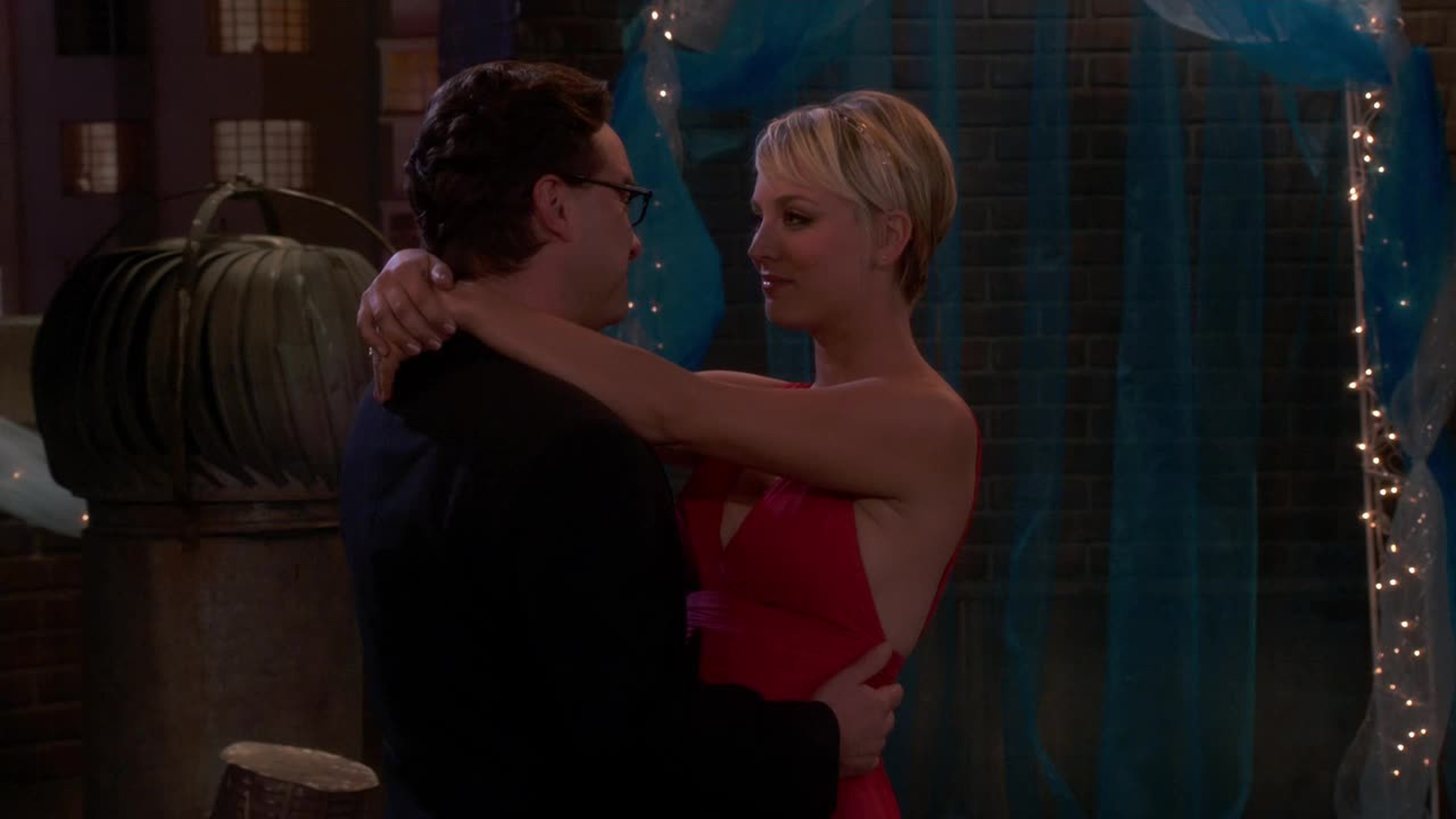 definitely one of the sweetest leonard and penny moments