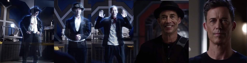 Man, Tom Cavanagh is such a brilliant actor