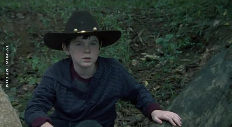 I hate you, please can you die?  Dale died because of him and I hope he has that on his conscience for a long time thank you very much you useless stupid kid
