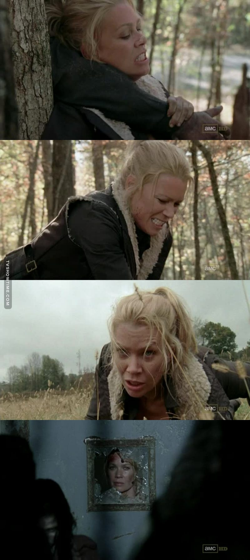andrea can be so annoying but i gotta admit she was such a badass in this episode