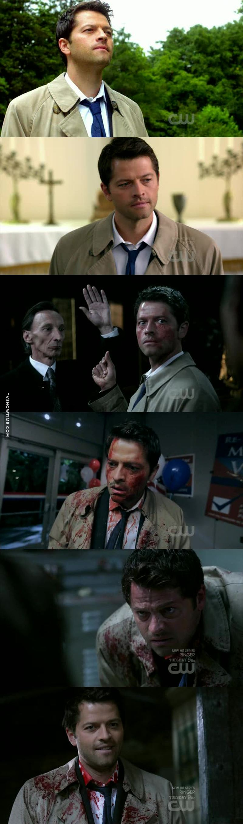 LET'S TAKE A MINUTE TO APPRECIATE THE ACTING OF MISHA COLLINS!!!