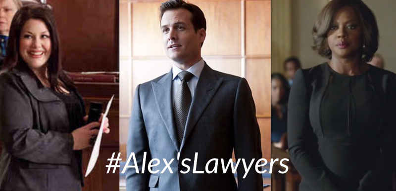 Alex should change his lawyer. #crossover 😍