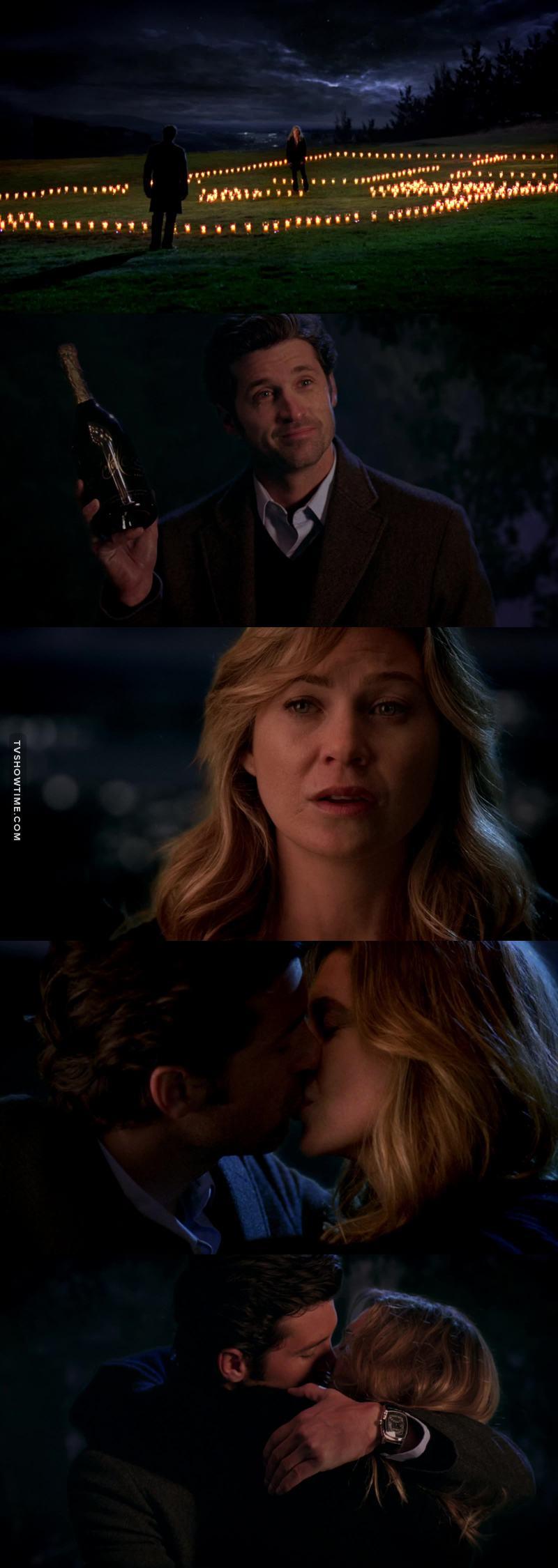 Tentando encontrar palavras para descrever o quanto amei essa cena