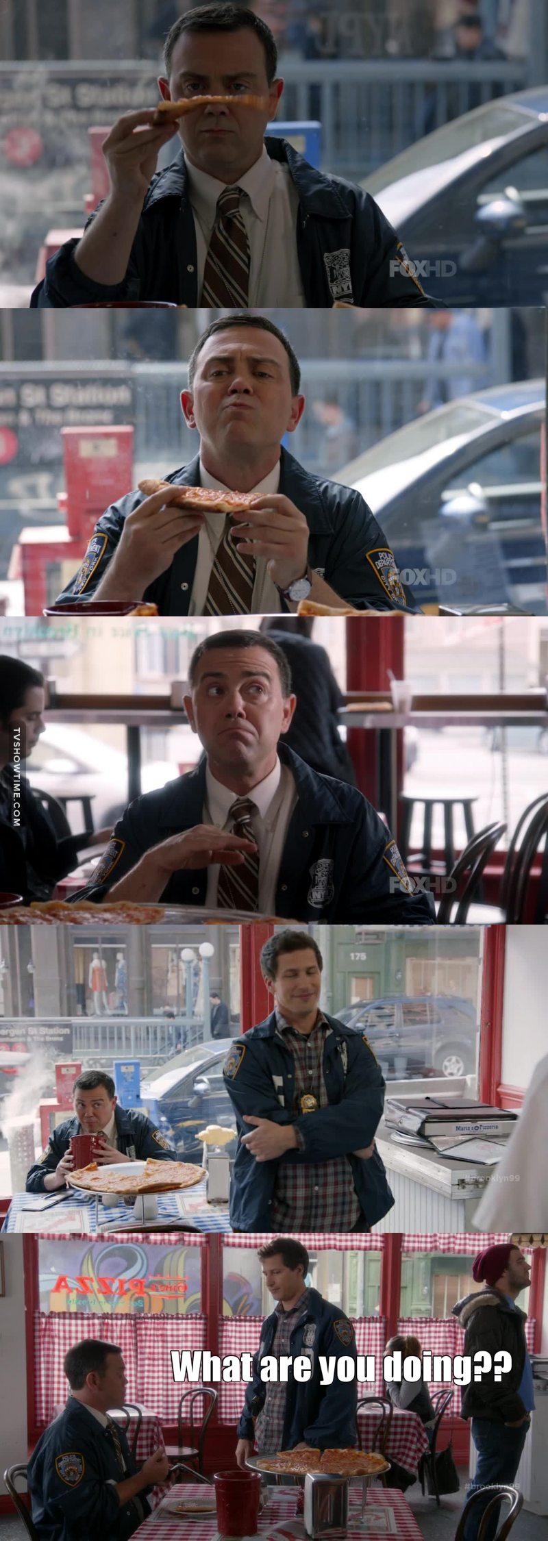 Boyle pizza's assayer... Damn, I want this job!!
