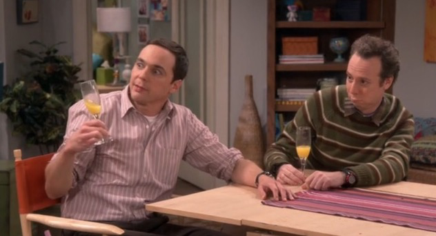 I love Stuart. He doesn't get enough credit.  PS I love drunk Sheldon. He is hilarious. 😂