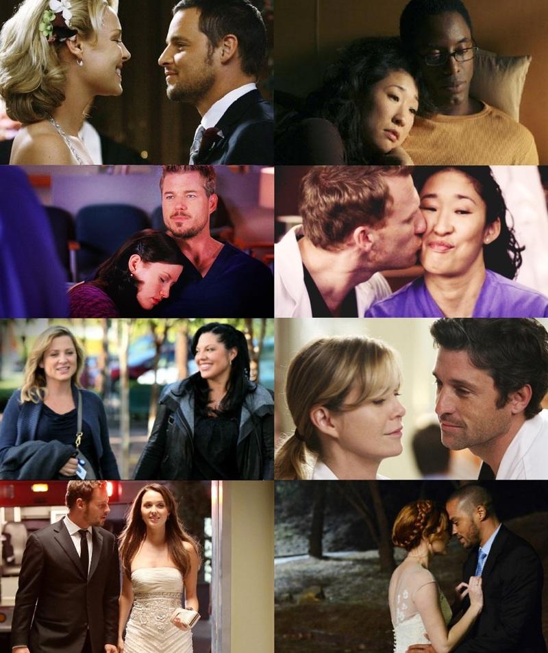 quand tu te rends compte que Shonda a ruiné tout les plus beaux couples de la série 💔