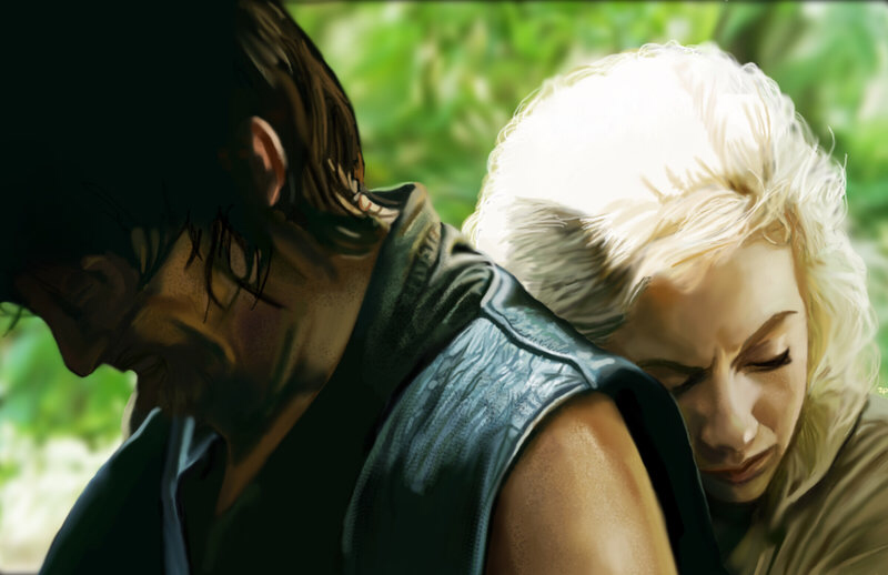 You're gunna miss me so bad when I'm gone, Daryl Dixon