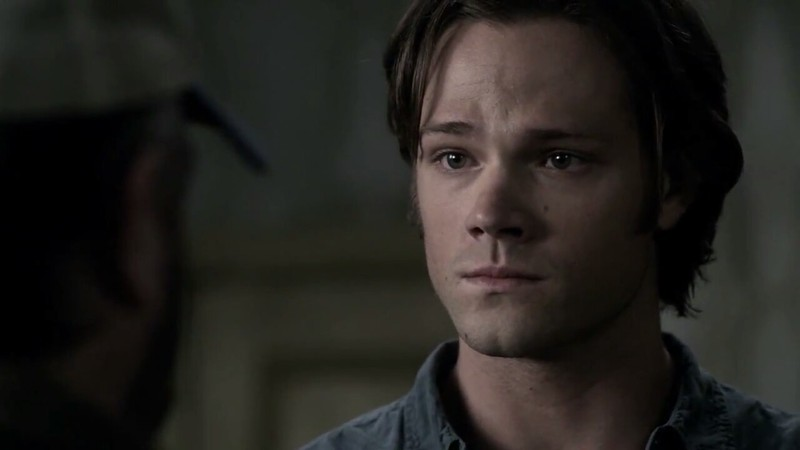 Jared is such a good actor like just look at his eyes