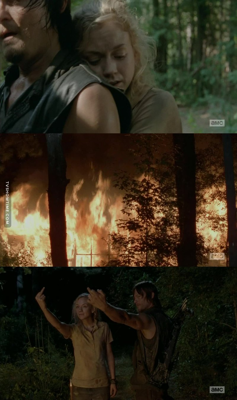 one of my favorite episodes this was so beautiful i almost cried i love daryl so much