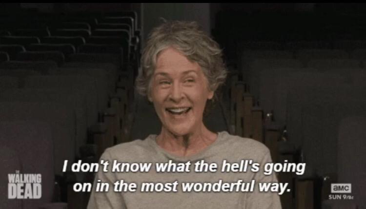 Same Carol, same.. 😂