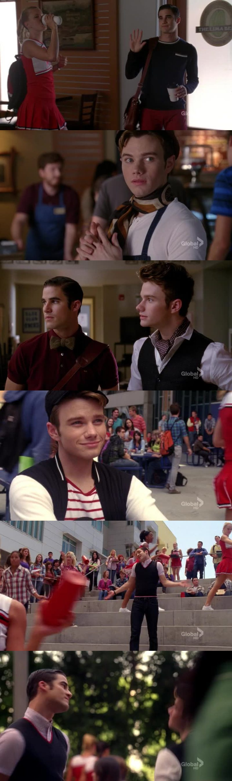 Klaine and Imagine Dragons... OMFG NOW I CAN DIE HAPPY 😍😍😍😍😍😍😍😍😍😍