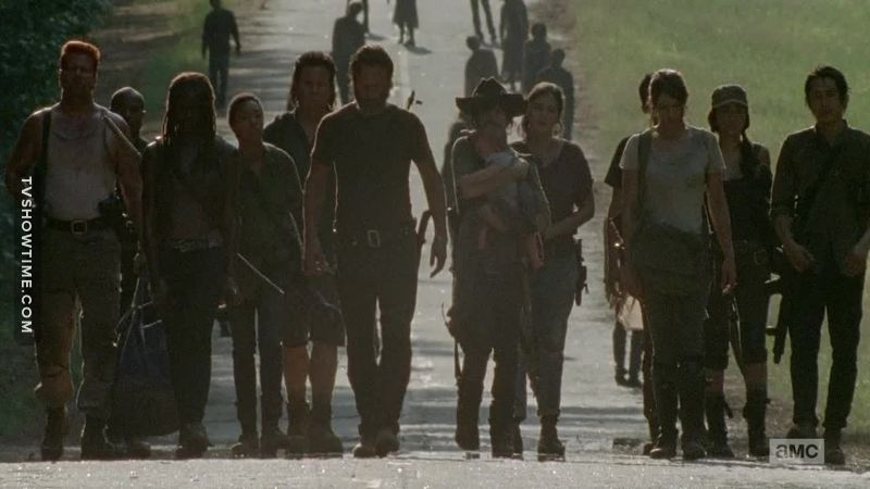 """""""We are the walking dead""""❤️"""