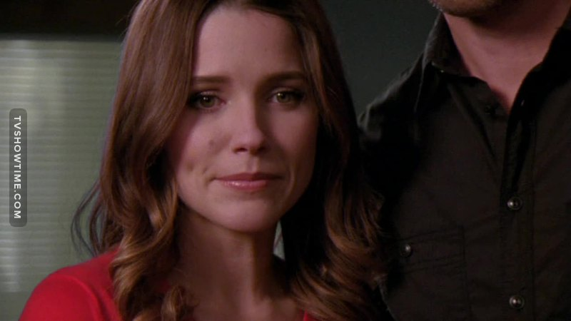 Brooke is the best character ever! Sophia Bush is the best actress ever!